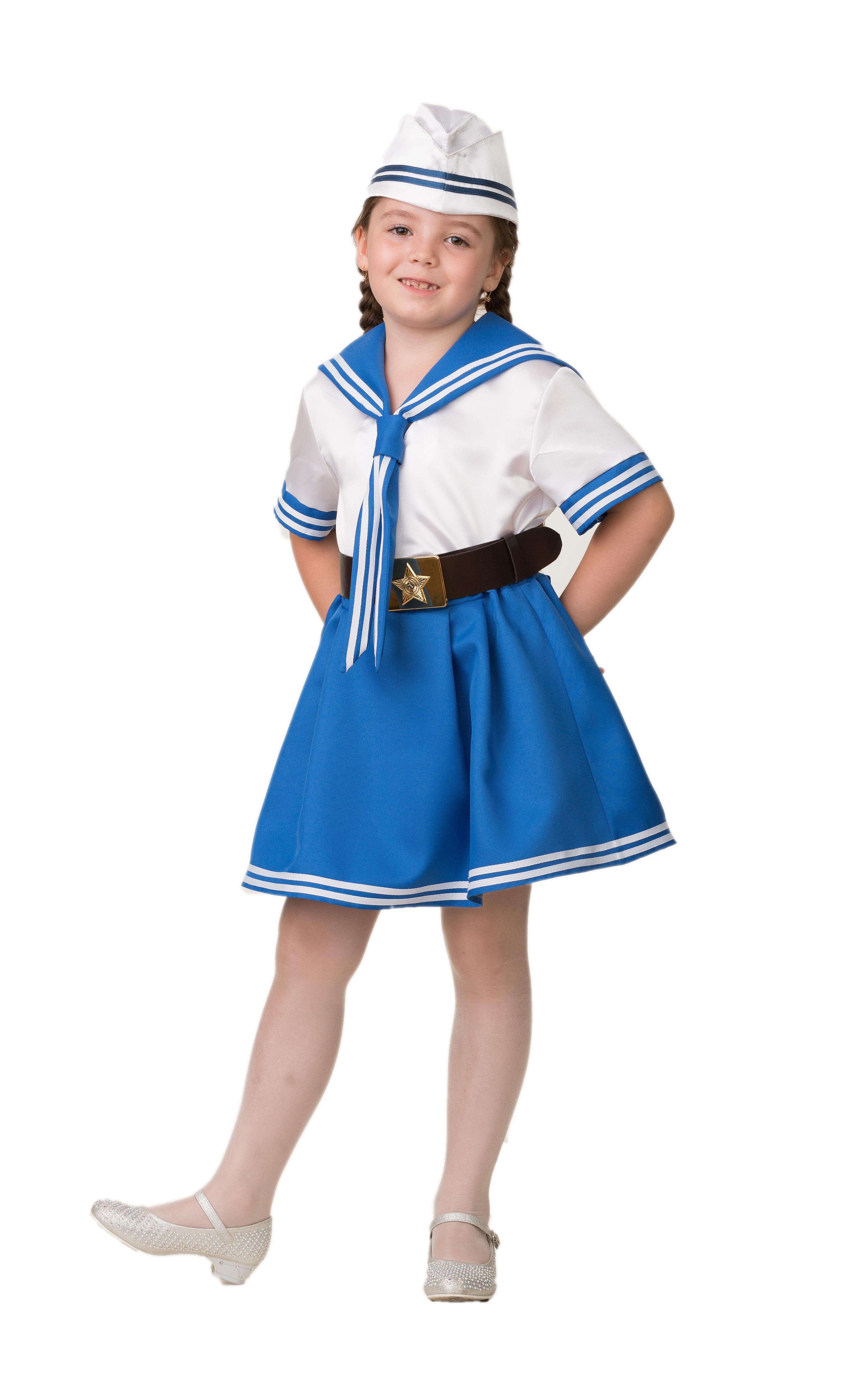 Детский костюм Юной Морячки (30)