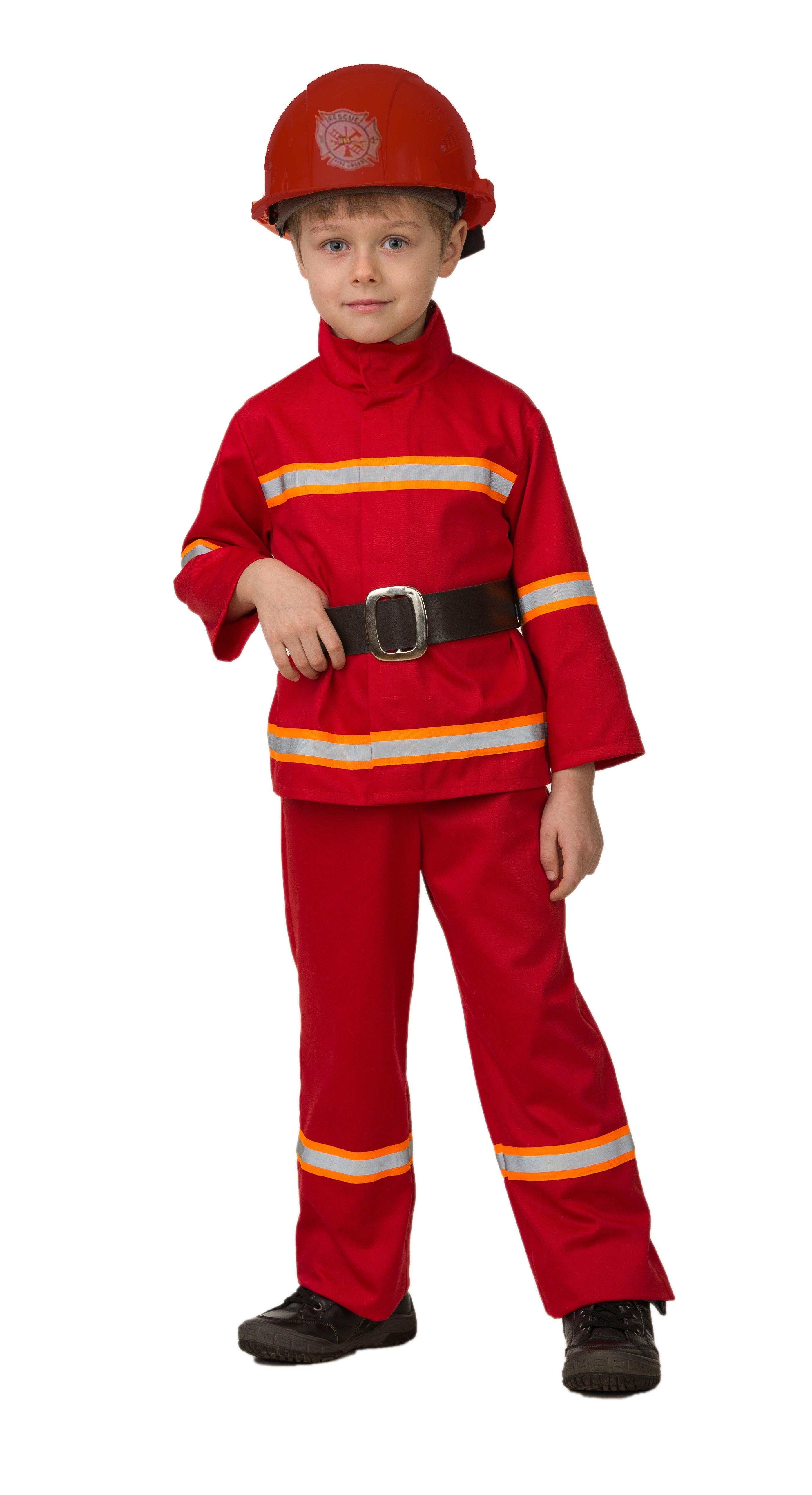 Детский костюм Красного Пожарного (38) детский костюм гонщицы даники патрик 38