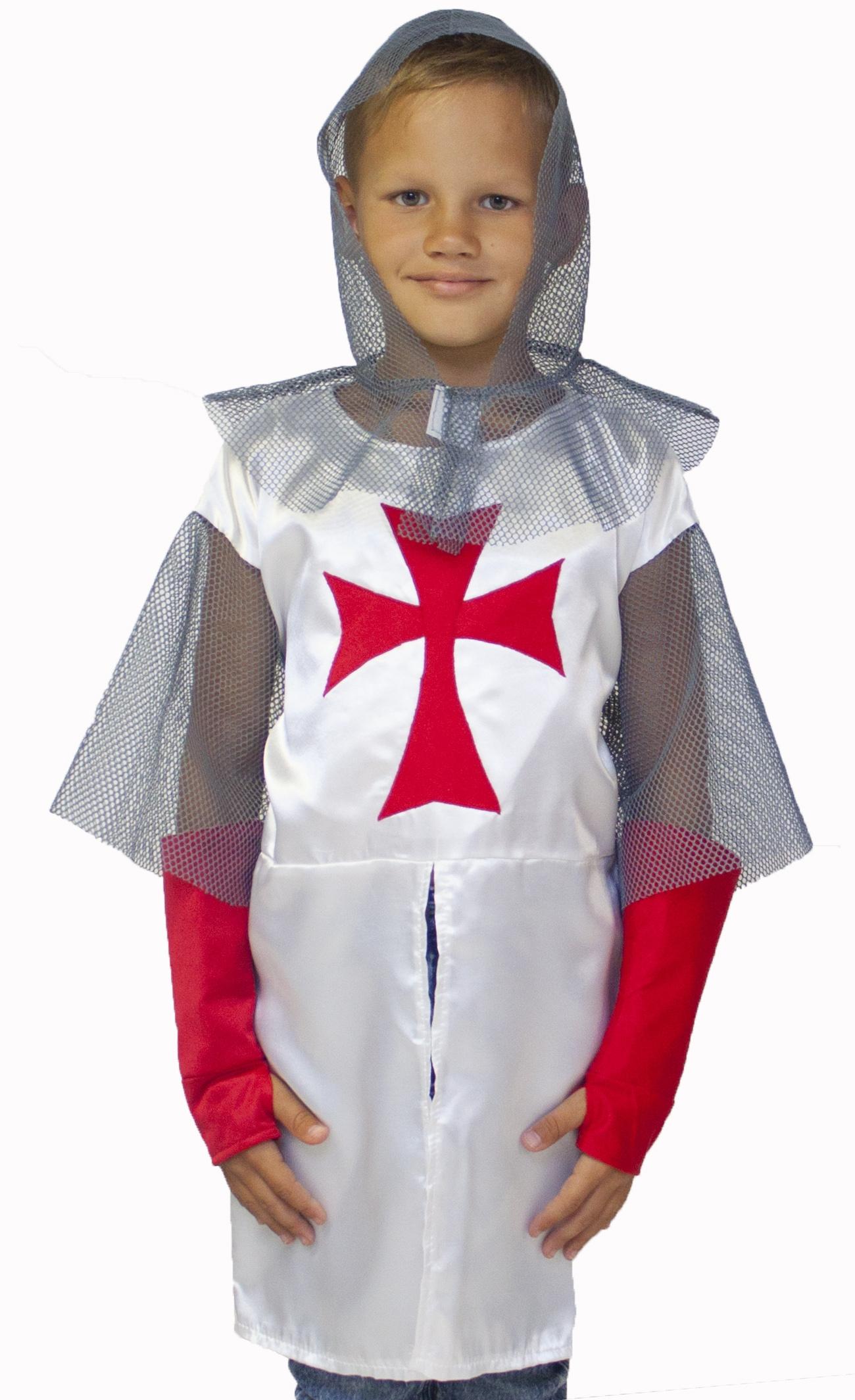 Детский костюм Рыцаря Ланселота (36-38) костюм доблестного рыцаря 50 52