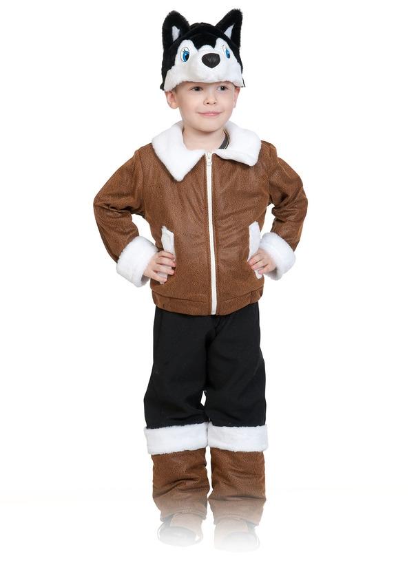 Детский костюм Хаски Бурана (28) - Животные и зверушки, р.28