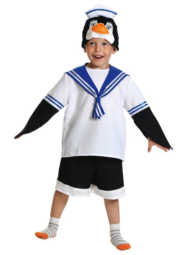 Детский костюм Пингвина Шкипера (28) от Vkostume