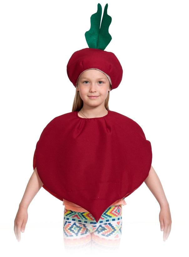 Детский костюм Свеклы (28-32) детский костюм свеклы 28 32