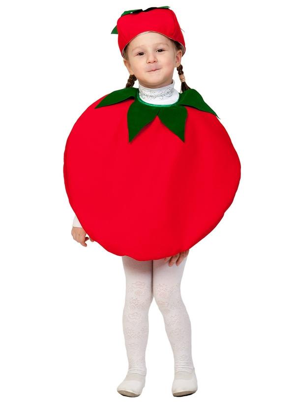 Детский костюм Помидора (28-32) детский костюм свеклы 28 32