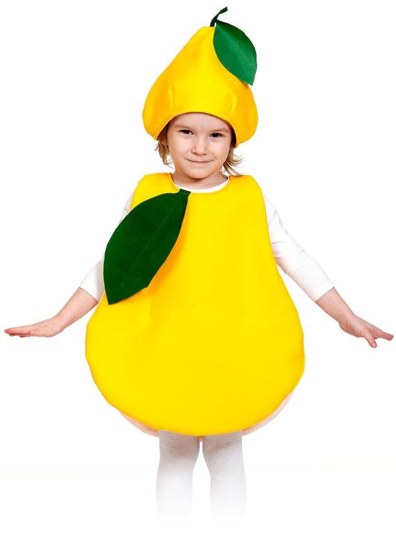Детский костюм Садовой Груши (28-32) детский костюм озорного клоуна 34