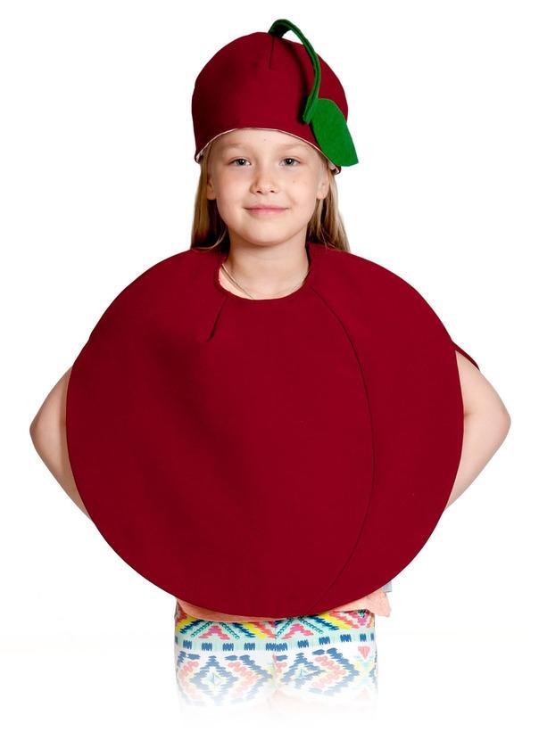 Детский костюм Вишни (28-32) детский костюм озорного клоуна 34