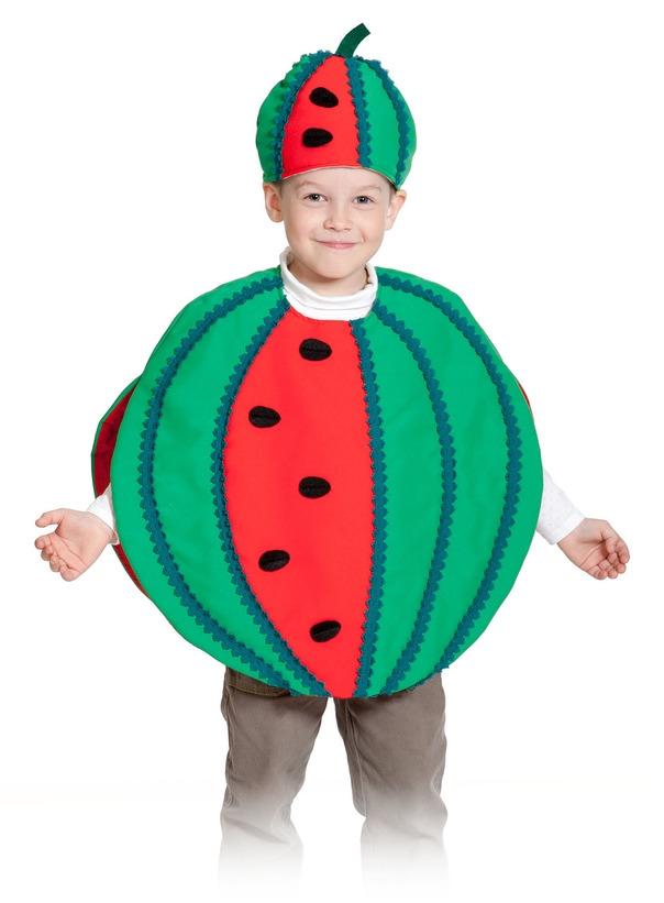 Детский костюм Арбуза (28-32) детский костюм свеклы 28 32