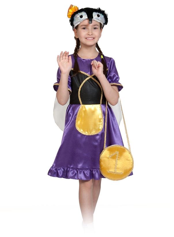 Детский костюм Муха Цокотуха (30-32) детский костюм озорного клоуна 34