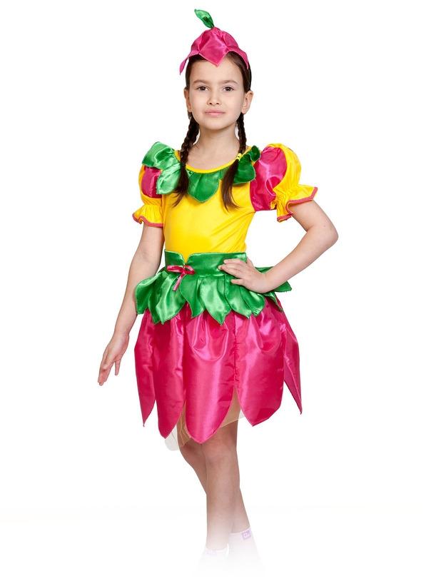 цены на Детский костюм Яркой Дюймовочки (26-28) в интернет-магазинах