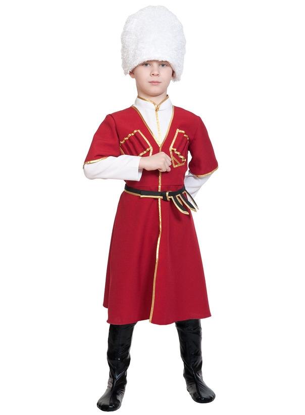 Детский костюм Джигита (30-32) детский костюм собаки лабрадора 26 32