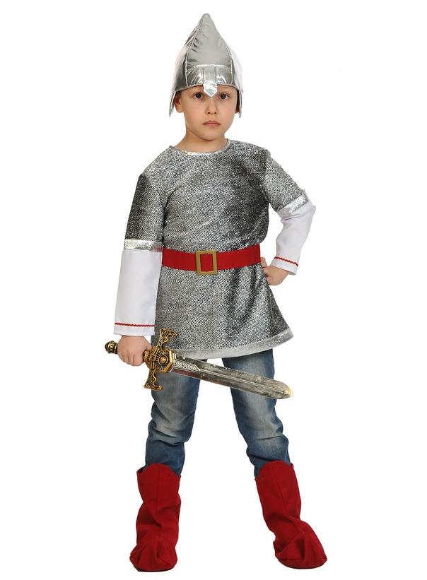 Детский костюм Богатыря Алеши (M) - Русские народные сказки