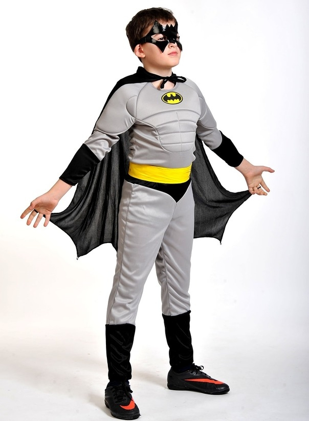 Детский костюм Храброго Бэтмена (34-36) -  Супергерои и комиксы