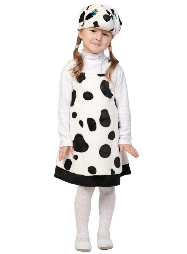 Детский костюм Собаки Далматинки (26-32) костюм маленькой снежинки 32