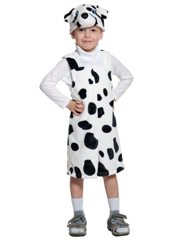 Детский костюм Собаки Далматина (26) - Животные и зверушки, р.26