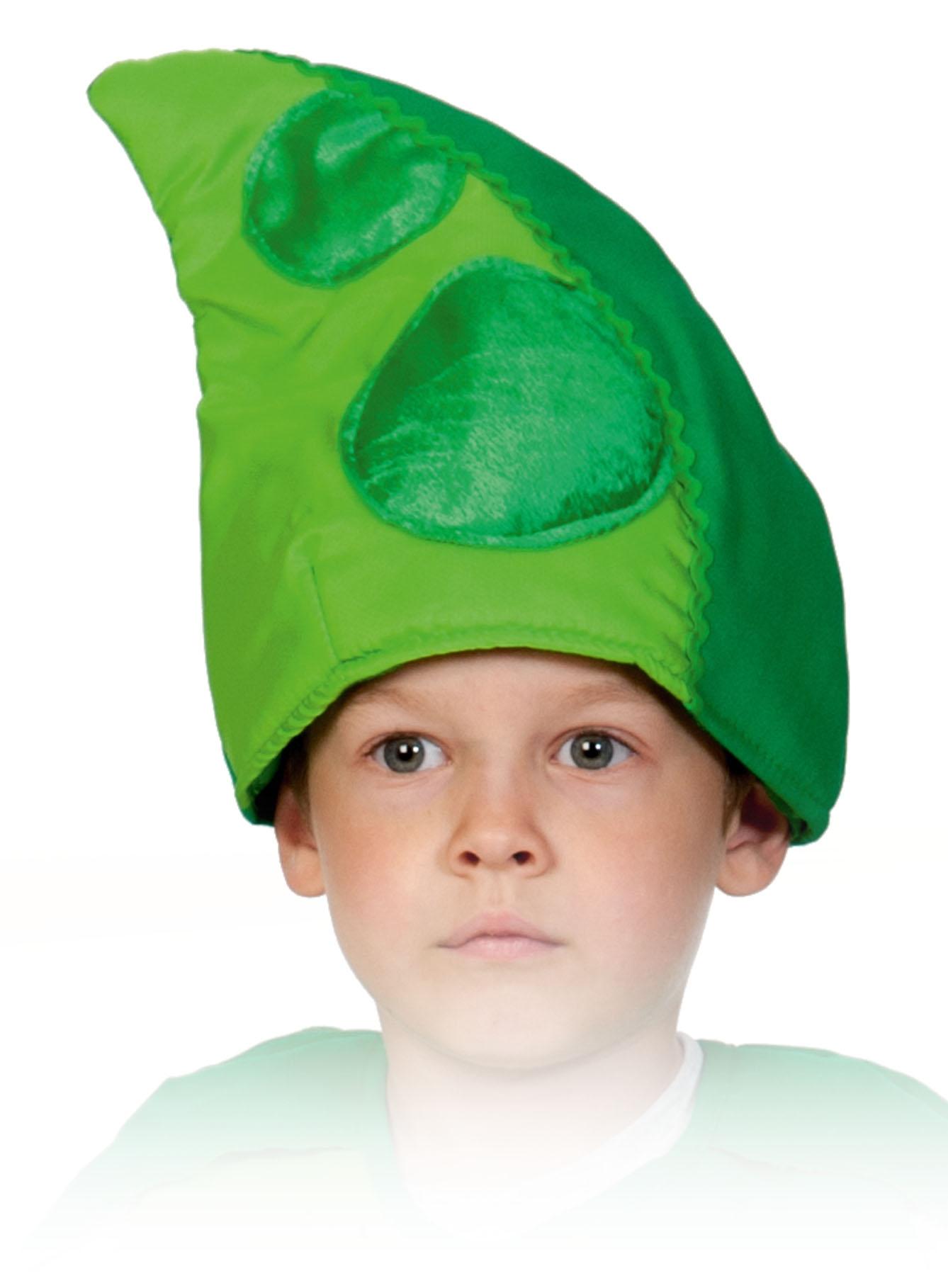 Детская шапка Горох (UNI) -  Шляпы карнавальные