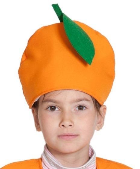 Детская шапка Апельсин (UNI) -  Шляпы карнавальные