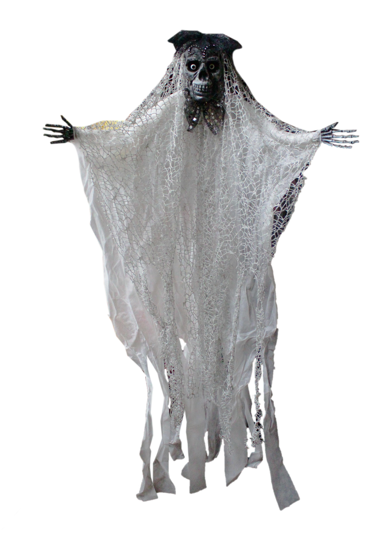 Декорация Белый Скелет Модник (UNI) -  Аксессуары на Хэллоуин