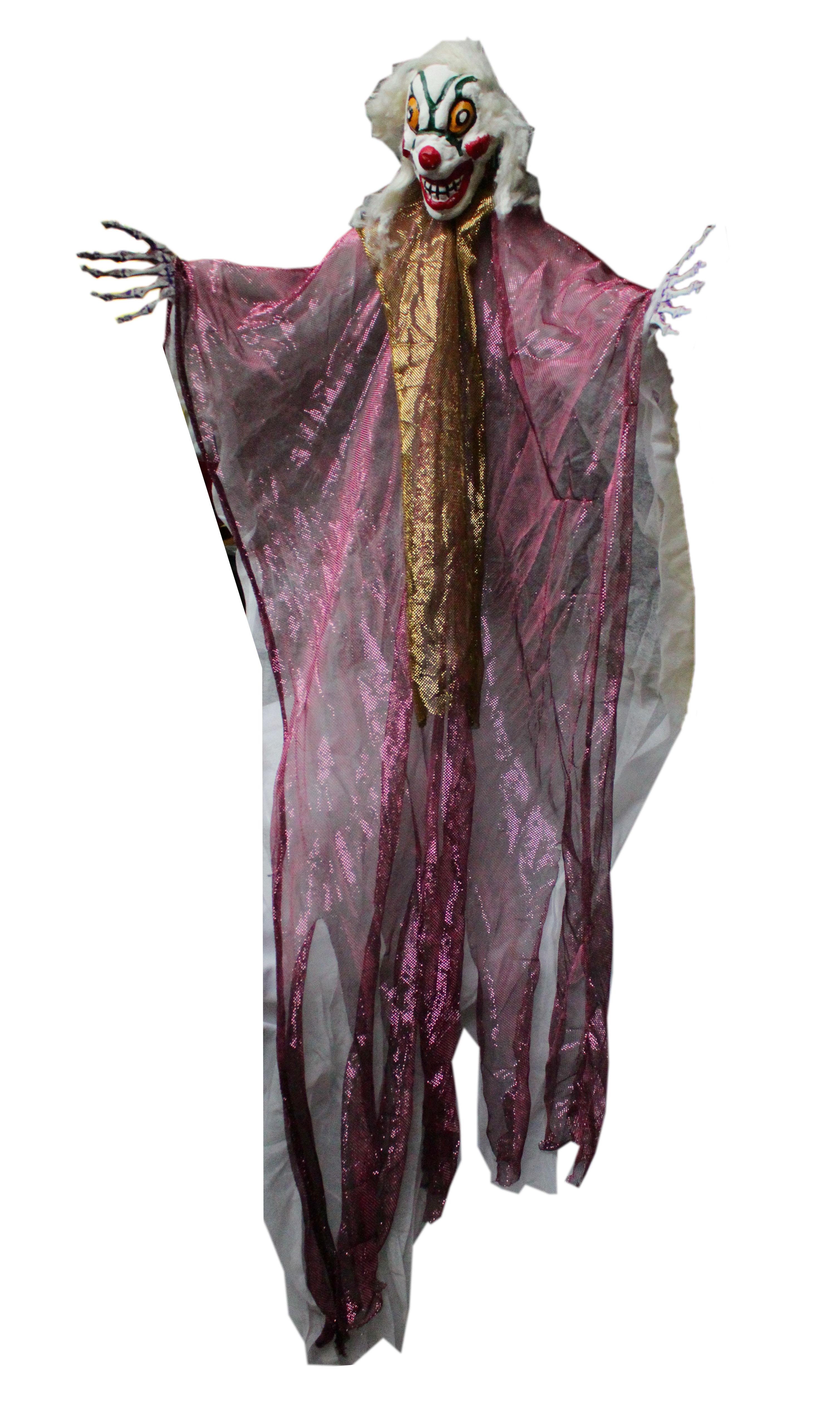 Декорация Жуткий клоун (UNI) -  Аксессуары на Хэллоуин