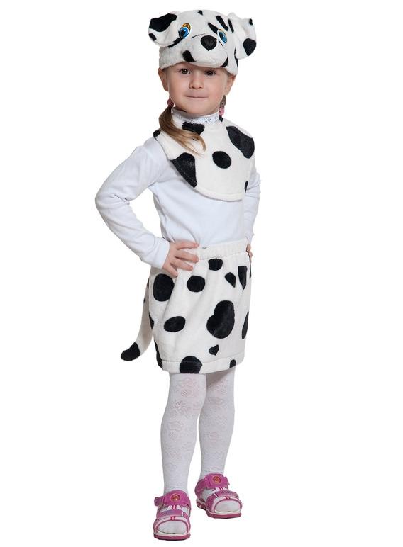 Детский костюм Девочки Далматина (28-30) детский костюм супермен 30