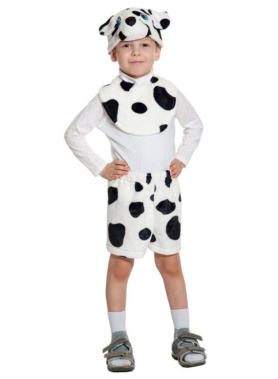 Детский костюм Далматина мальчика (30) - Животные и зверушки, р.30