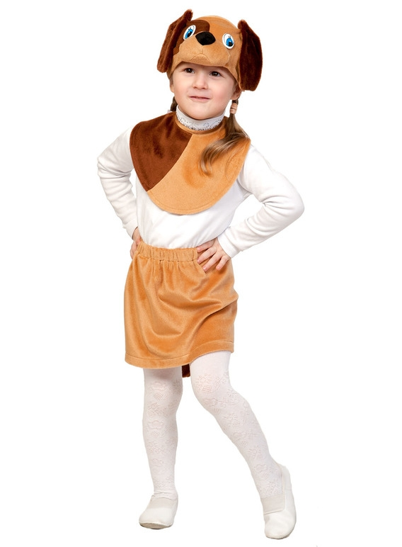 Детский костюм Девочки Собачки (28-30) детский костюм супермен 30