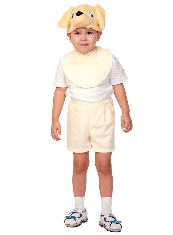 Детский костюм Собачки Лабрадора (28-30) детский костюм супермен 30