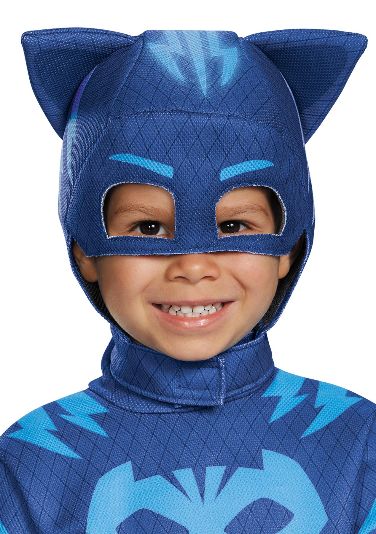 Детская маска Кэтбоя (UNI) - Карнавальные маски