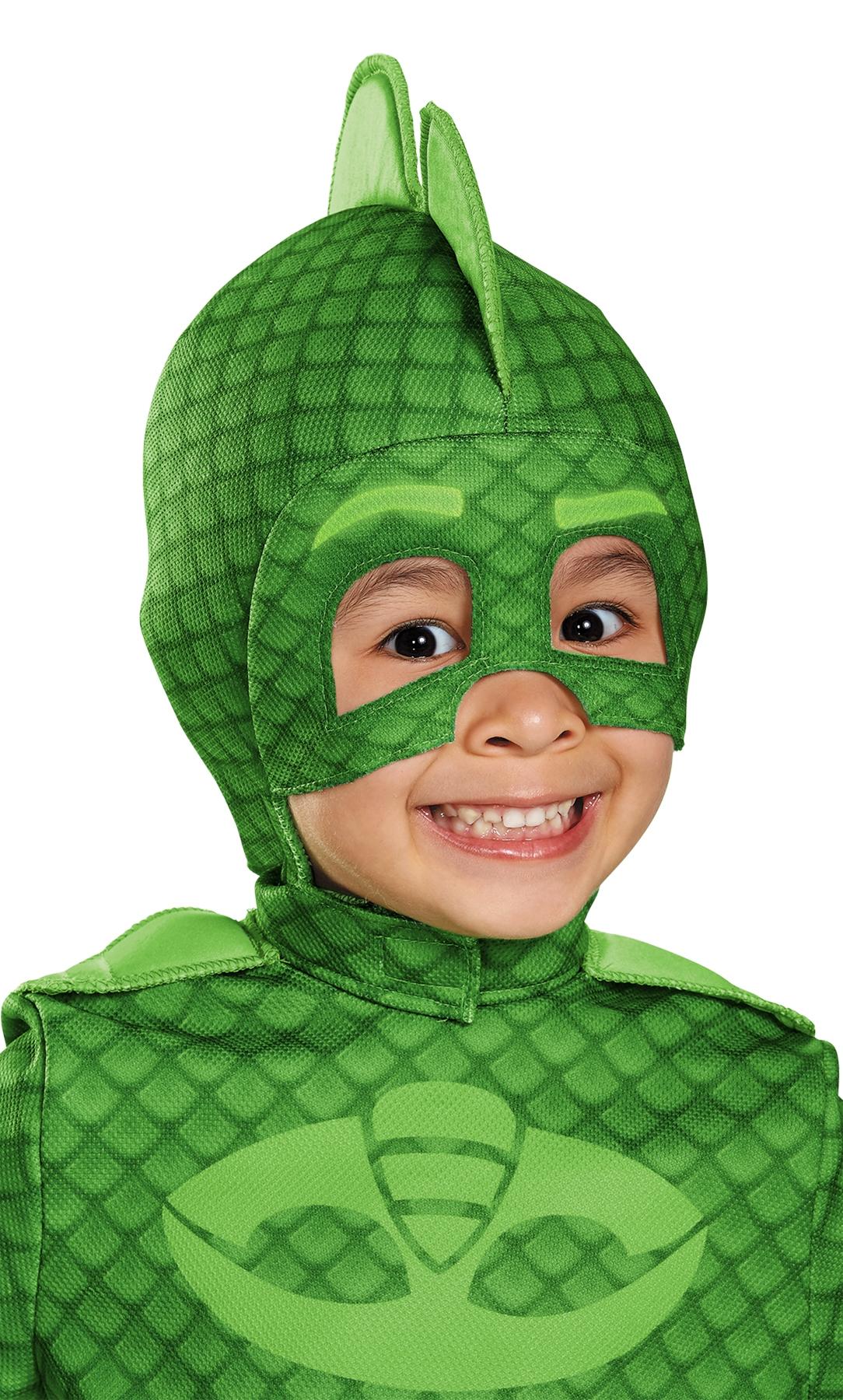 Детская маска Гекко (UNI) - Карнавальные маски