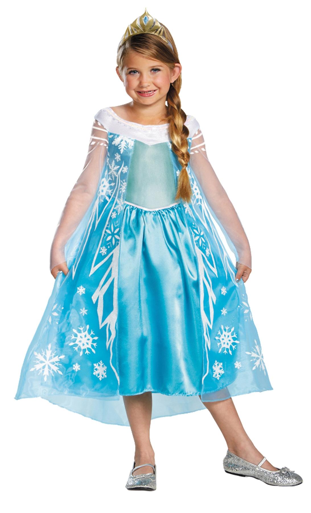 Детский костюм Эльзы Холодное сердце (32-34) сердце вдребезги или месть холодное блюдо