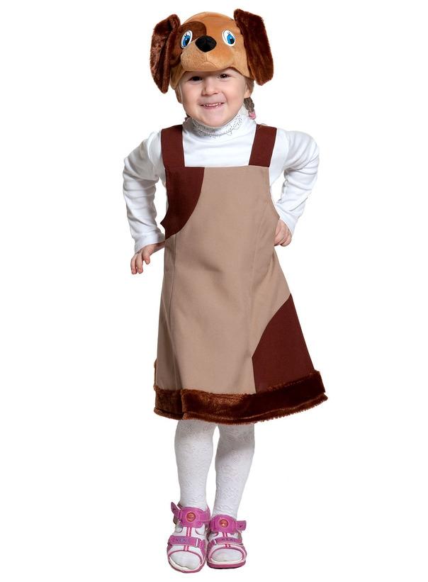 Детский костюм Коричневой Собачки (26) - Животные и зверушки, р.26