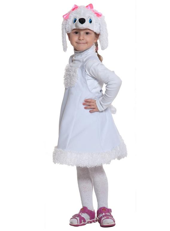 Детский костюм Собачки Пуделя (26-32) детский костюм озорного клоуна 34