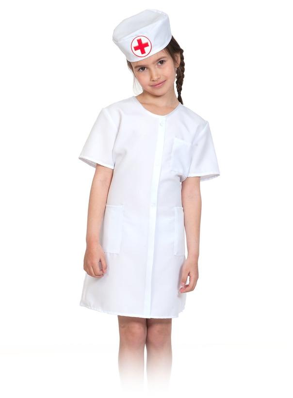 Детский костюм Доброй Медсестры (30-32) костюм прекрасной шапочки 30