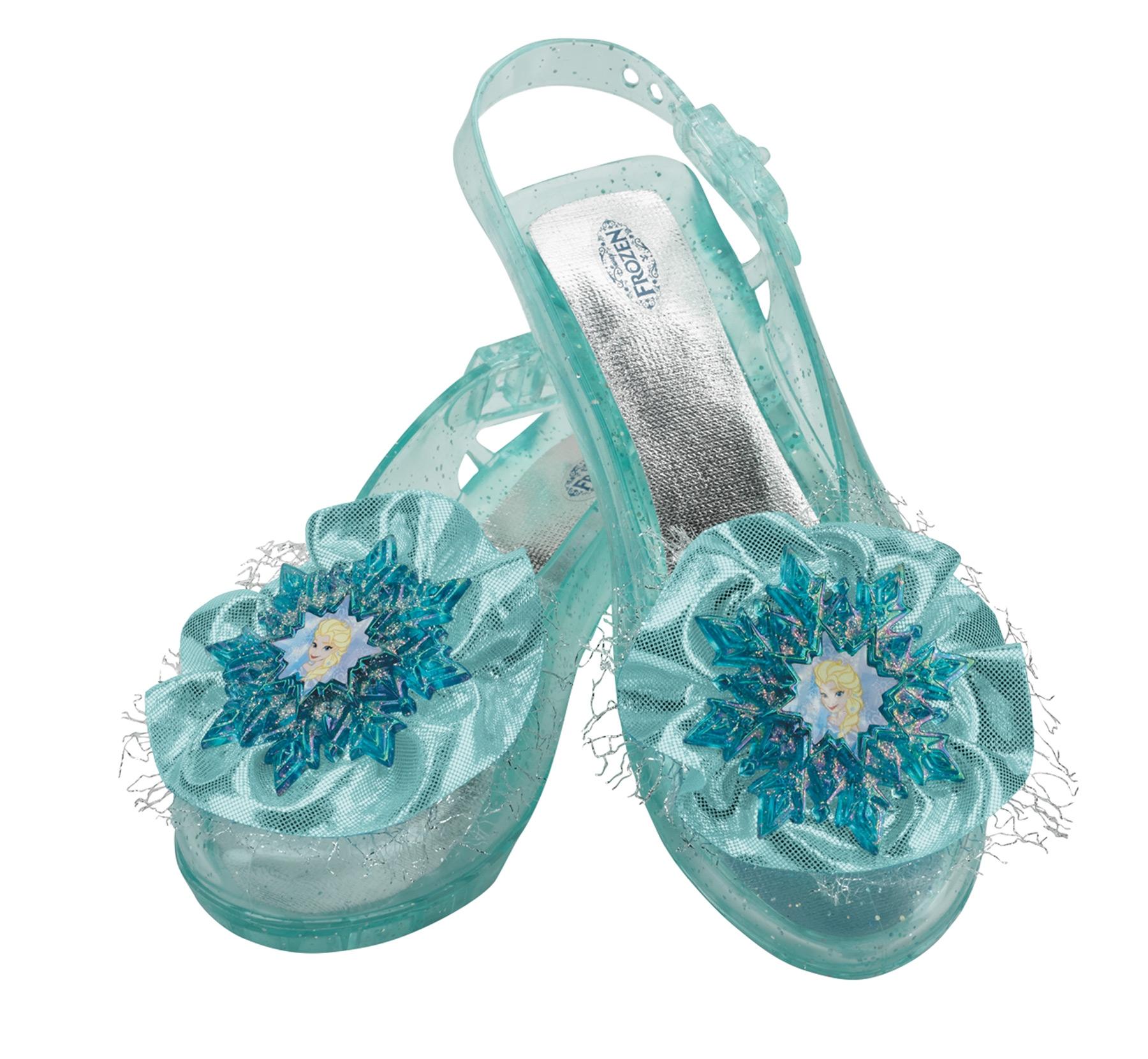 Туфельки Эльзы Холодное сердце (46) - Обувь для костюмов, р.46