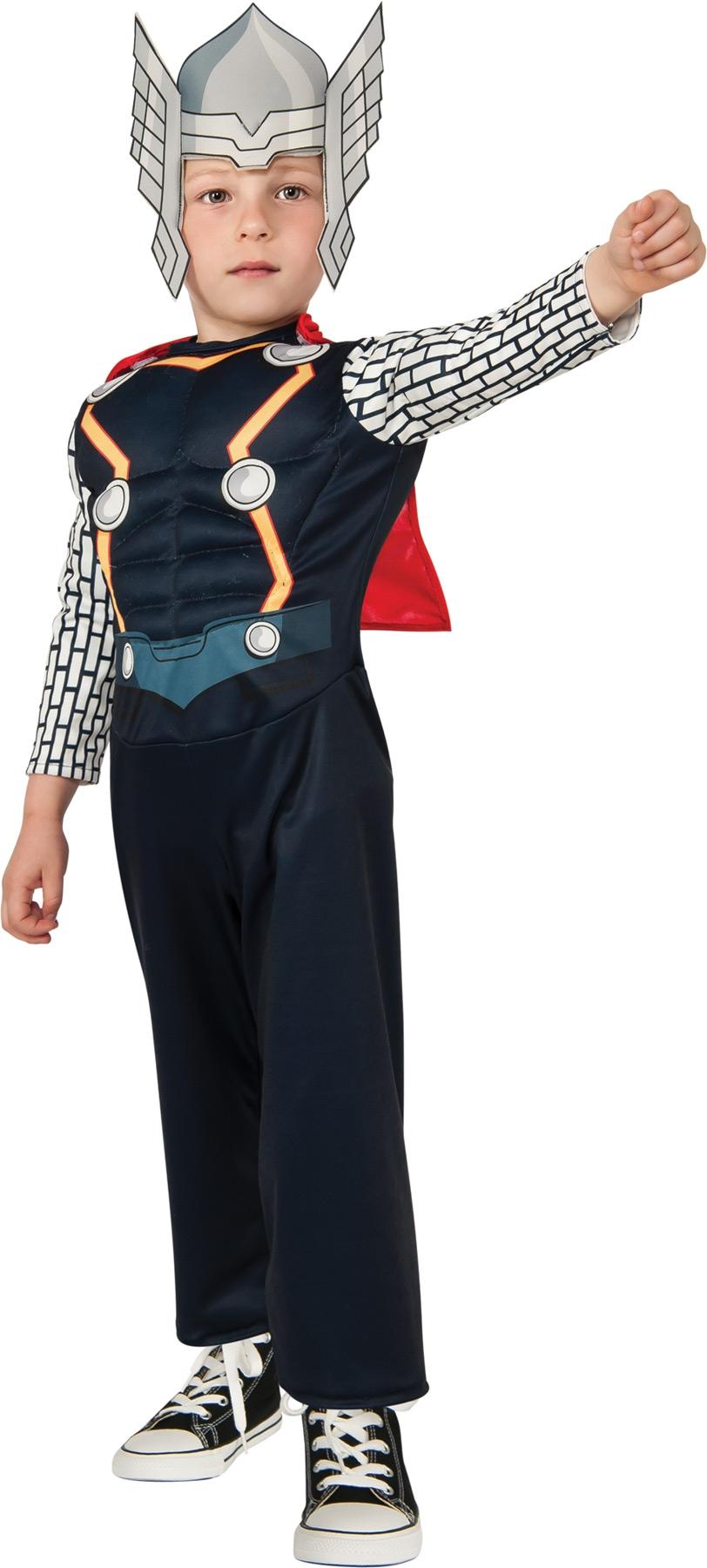 Детский костюм Могущественного Тора (26) -  Киногерои