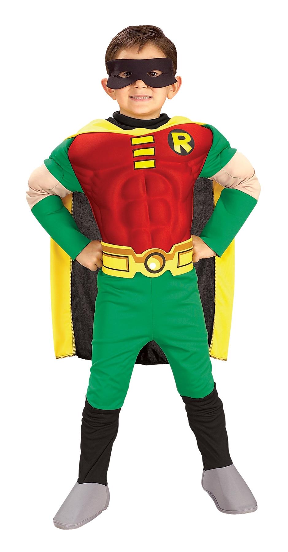 Детский костюм Робина (34-36) -  Киногерои