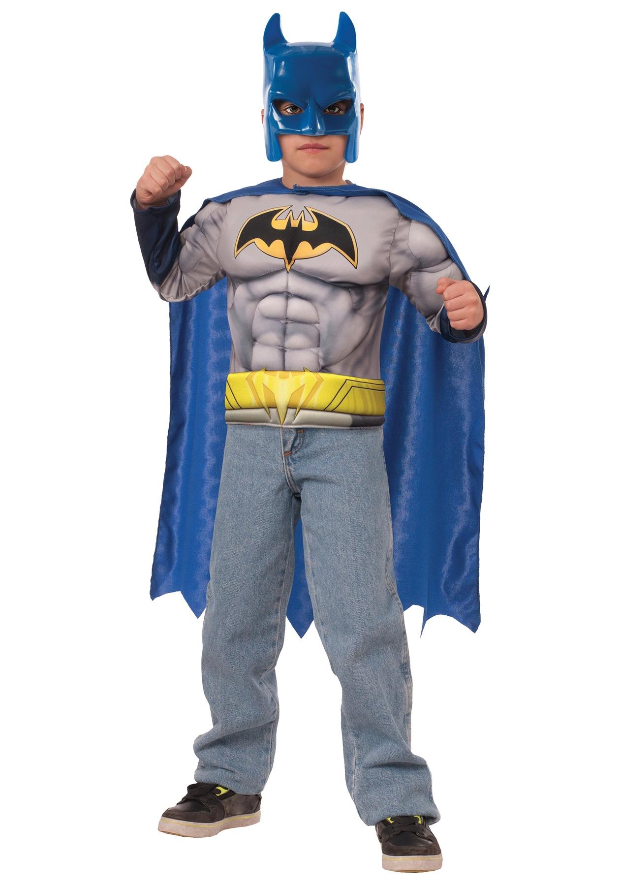 Детский костюм Бэтмена в кофте (S)