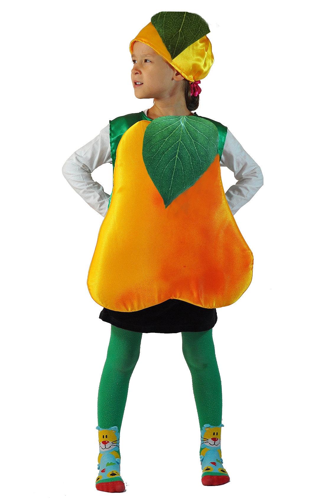 Детский костюм Желтой Груши (26-34) детский костюм фиолетовой феи виндс 34