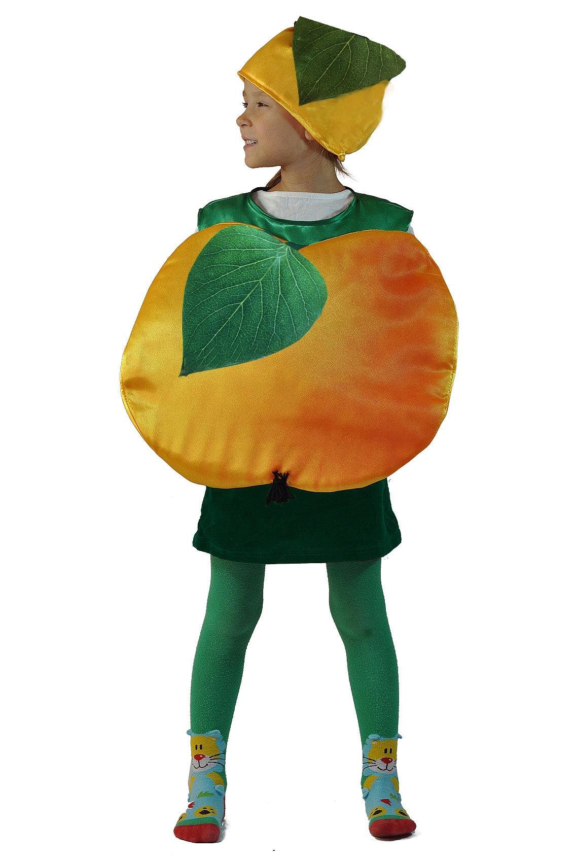 Детский костюм Румяного Яблока (26-34) детский костюм фиолетовой феи виндс 34