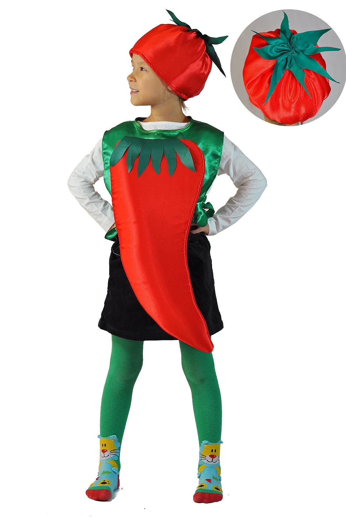 Детский костюм Красного Перца (26-34) -  Остальные костюмы