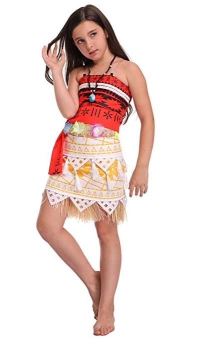 Детский костюм Моаны (L) - Сказочные герои