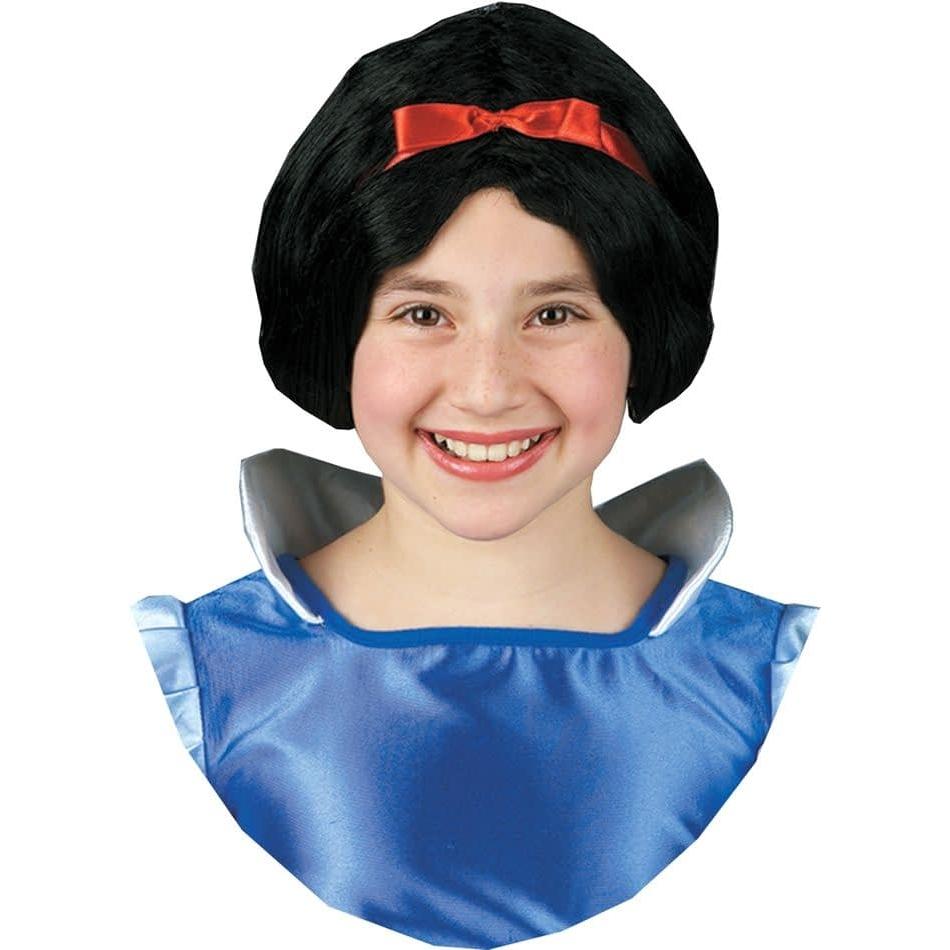 Детский парик Маленькой Белоснежки (UNI) -  Парики и волосы