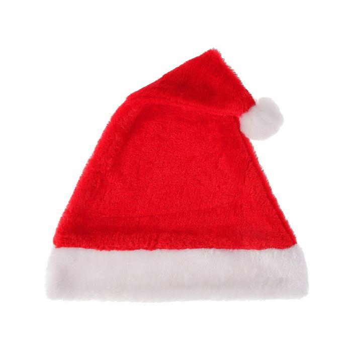 Мягкий Красный колпак (UNI) - Шляпы карнавальные