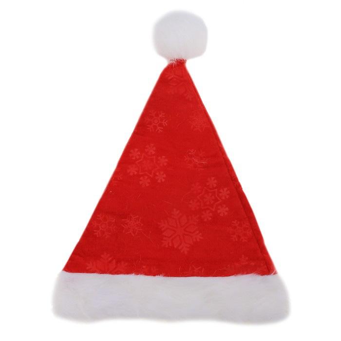 Красный Морозный колпак (UNI) - Шляпы карнавальные