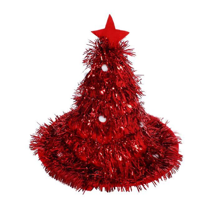 Шляпа Красная Ёлка (UNI)