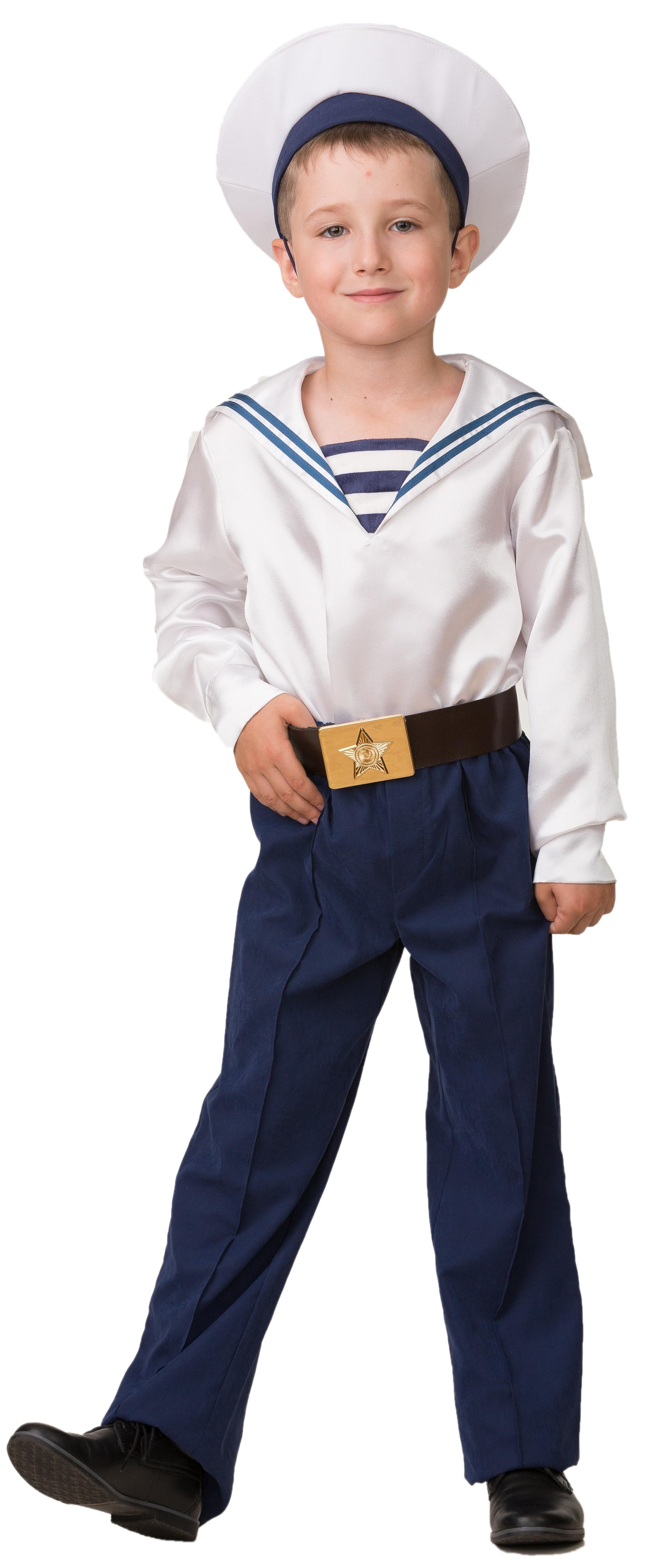 Детский костюм Парадного матроса (36) детский