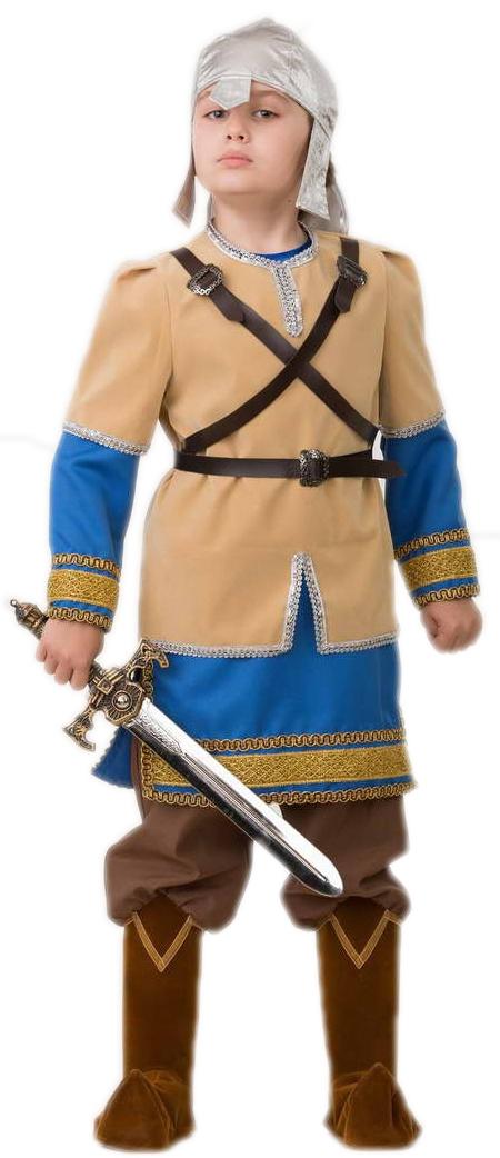 Детский костюм Алеши Поповича (28) - Русские народные сказки, р.28