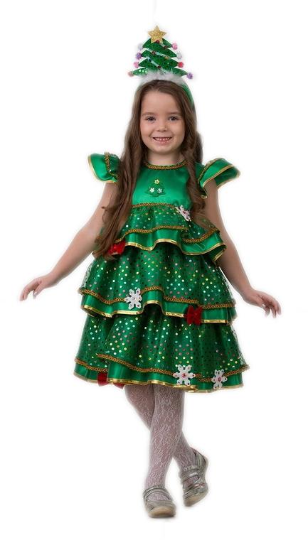 Детский костюм Елочки малышки (34) -  Новогодние костюмы