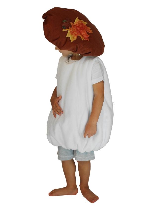 Детский костюм Грибочка Боровика (32-34) детский костюм джульетты 32 34
