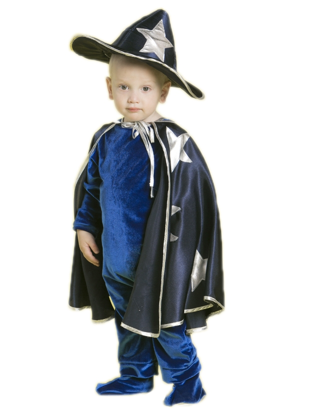 Детский костюм Звездного волшебника (22-24) -  Ведьмы и колдуны