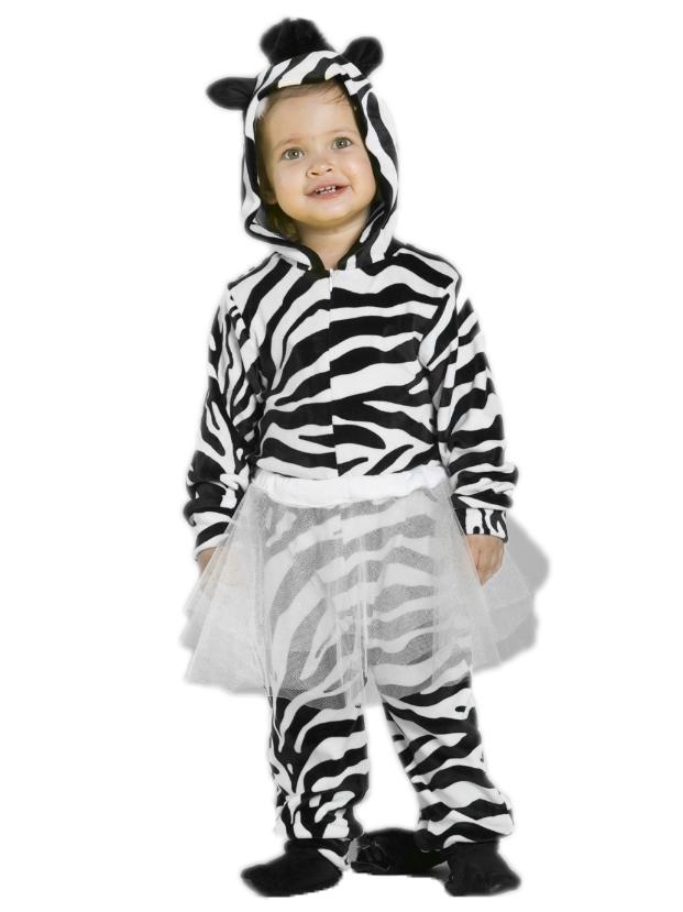 Детский костюм Малышки Зебры (26) - Животные и зверушки, р.26
