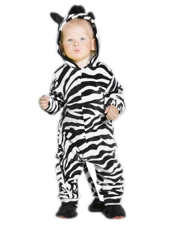 Детский костюм малыша Зебры (26)